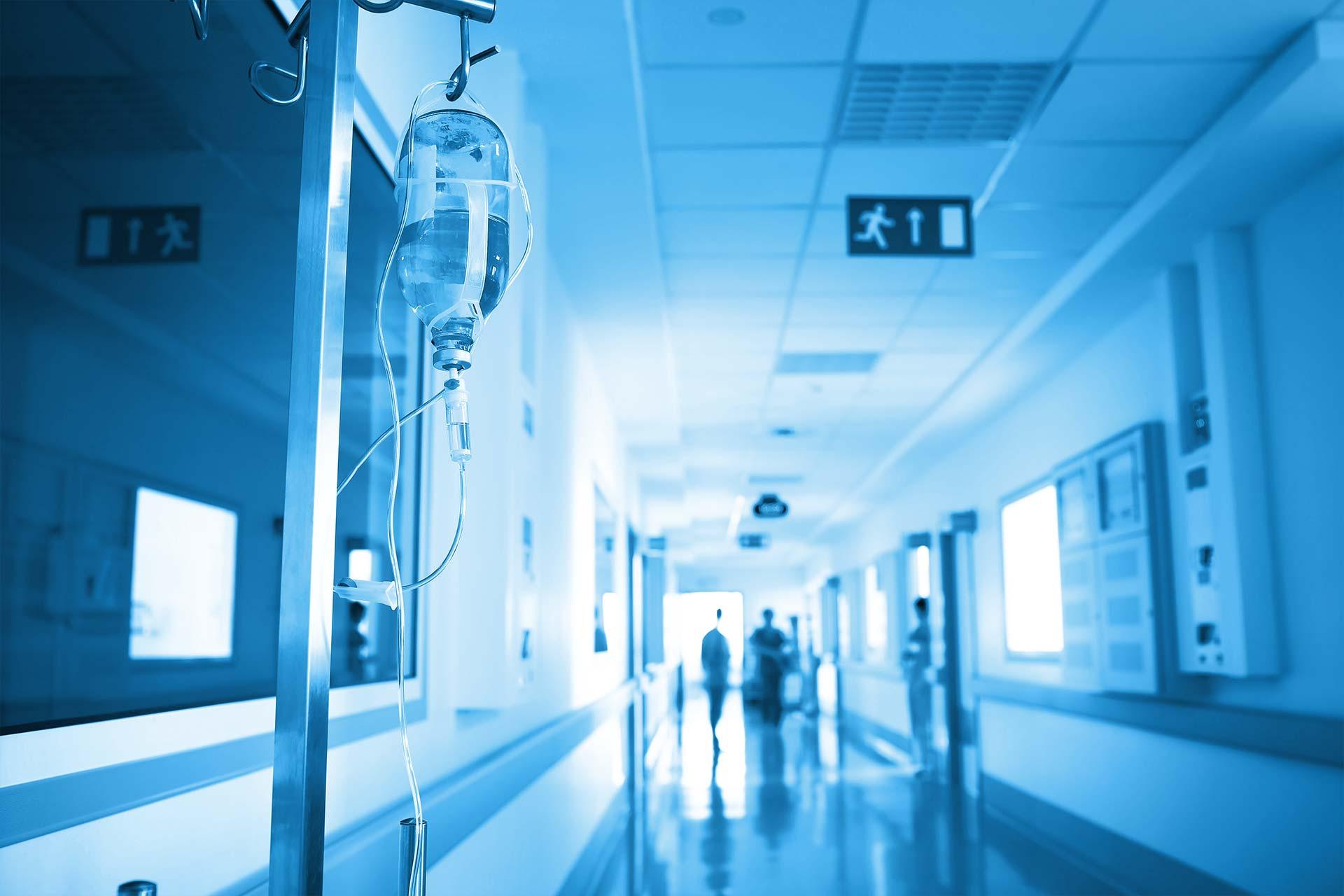 Équipement hospitalier
